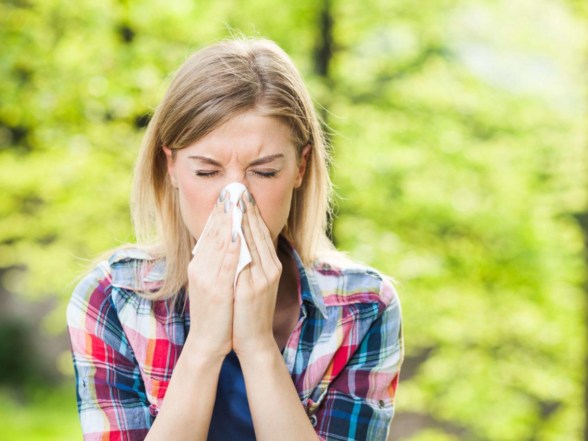 Czy mam alergię- jak to sprawdzić?